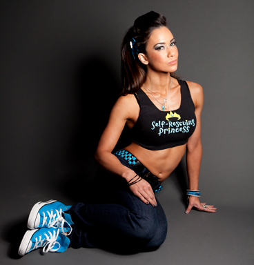 Sexy Photos Of AJ LEE