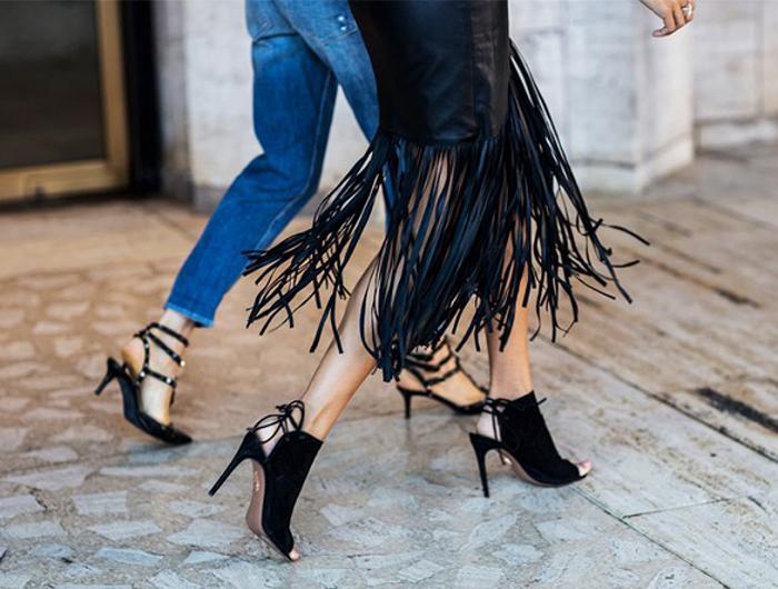 Fringe Fashion Inspiration - We Wore What