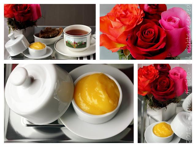 curd limone, tea time, ricette inglesi, scones