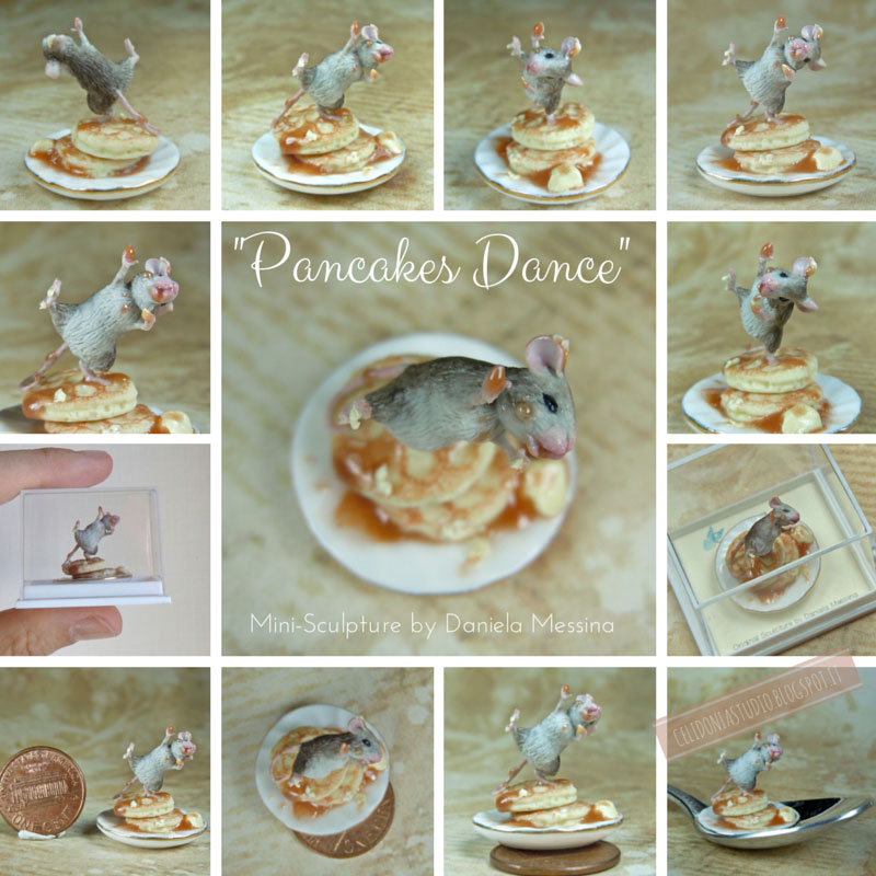 Topino Miniatura sii pancakes