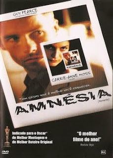 capa Download – Amnésia – DVDRip AVI Dublado