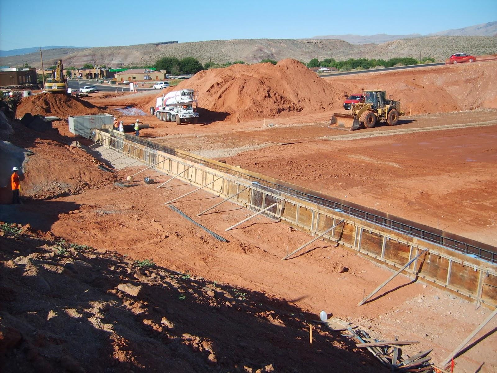 M S Concrete And Metal Works Santa Clara Dam