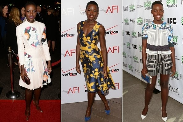 Lupita Nyong'o's Powerful Prints