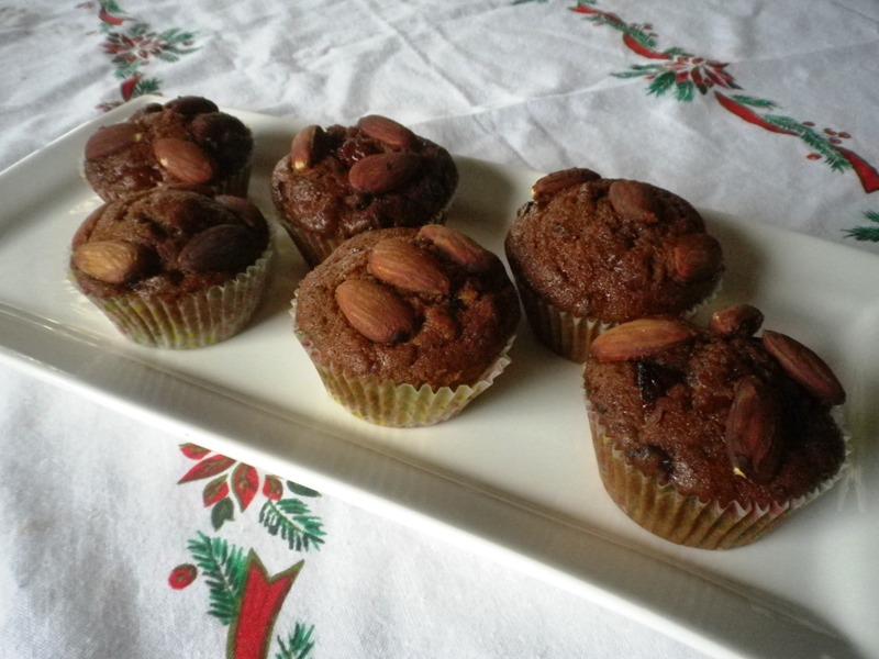 Five Senses Cooking: Recipes - Mum's Mini Boiled Fruit Cakes