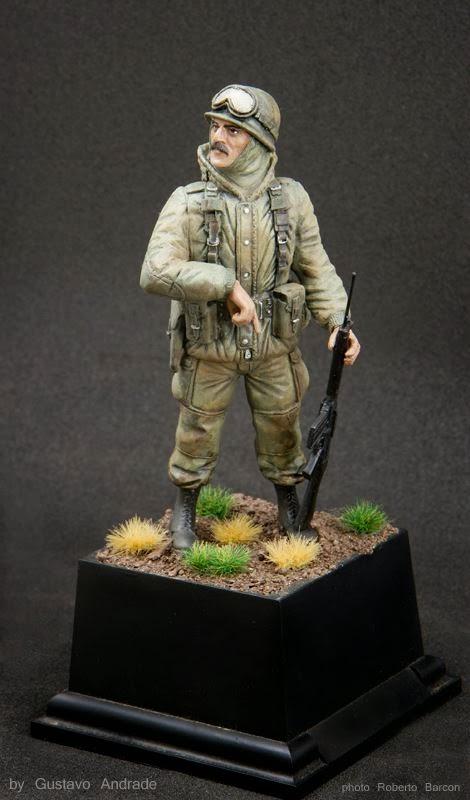 """Argentinian Soldier Malvinas 1982"""