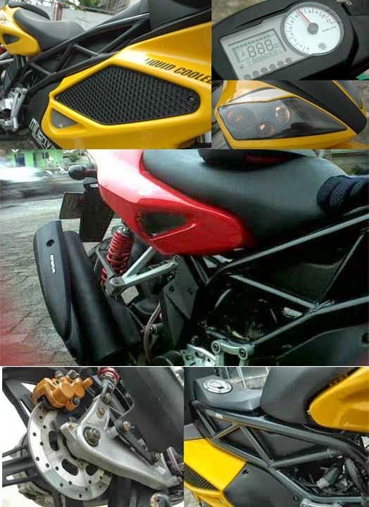 Fitur Minerva GTR 170