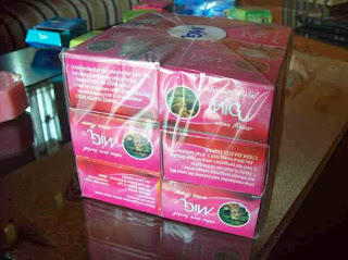 sabun herbal aroma mawar