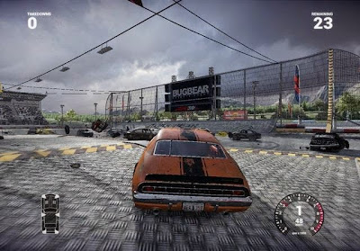 Next Car Game Wreckfest PC Gameplay