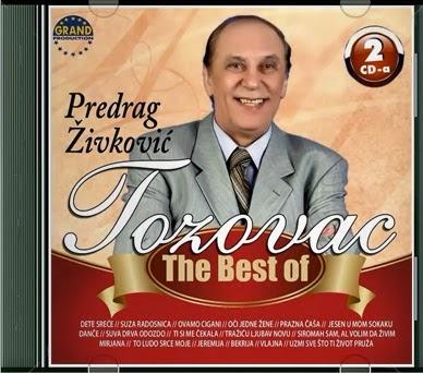 Narodna - Zabavna Muzika 2013 - Page 6 Predrag+Zivkovic+Tozovac+-+The+Best+Of+(2013)