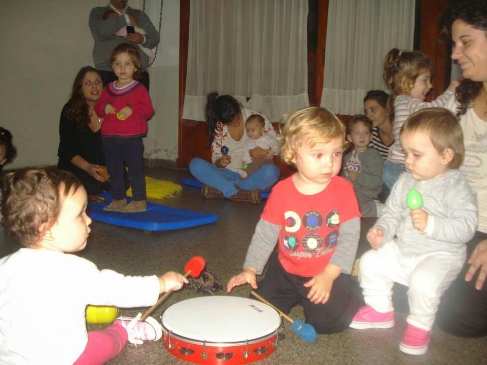 Taller de Música para Bebes Y Niños hasta 3 años