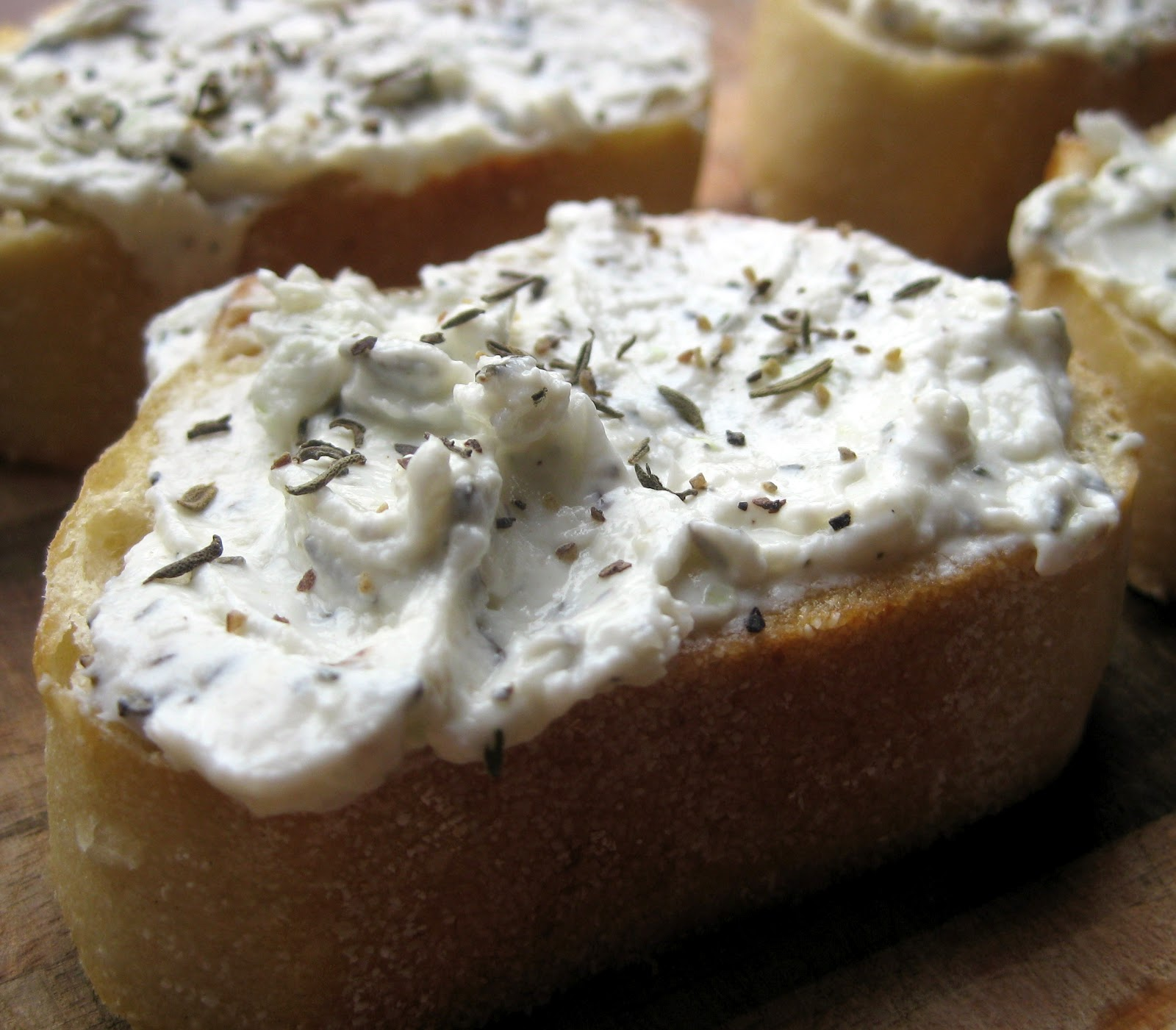 Karis' Kitchen | A Vegetarian Food Blog: Crostini with ...