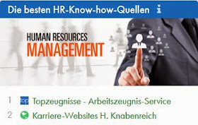 Neue HR-Infothek: Die besten 300 Webadressen zum CH-Personalwesen
