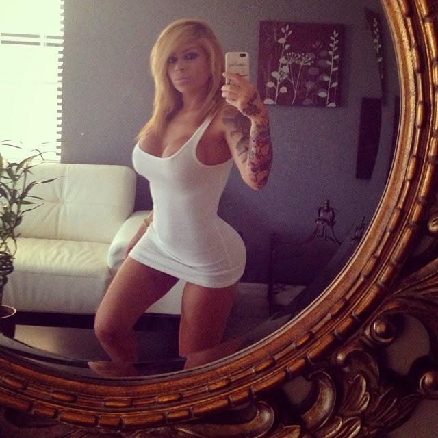 Black man sex with blonde woman