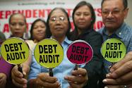 Por una auditoría de la deuda. No al pago de una deuda ilegítima que no benefició a la población