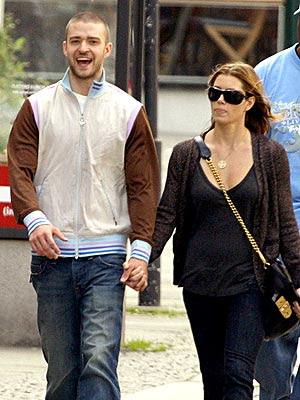 Justin Timberlakegirlfriend on Justin Timberlake   With Girlfriend Photos   Hollywood