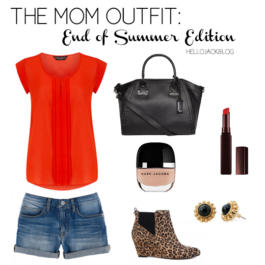 Hello Jack Blog - The Mom Outfit: End of Summer Edition