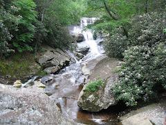 Upper Falls Morganton NC