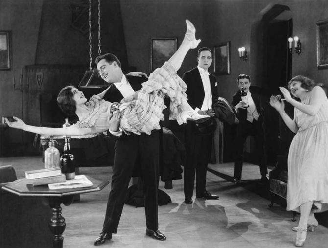 The Roaring Twenties.   With Candor
