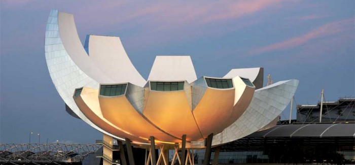 Lotus flower artscience museum in singapore by architect moshe lotus flower artscience museum in singapore by architect moshe safdie mightylinksfo