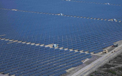 Solarpark Lieberose Loji Tenaga Solar Di Jerman