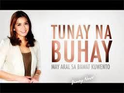 Tunay Na Buhay – 21 October 2014