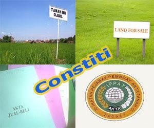 Tips Membeli Tanah Yang Aman