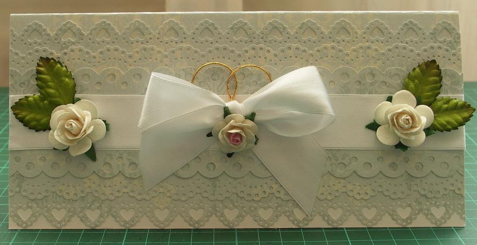 Квиллинг открытки к свадьбе 11