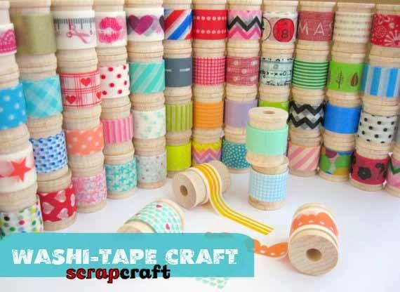 http://scrapcraft-ru.blogspot.com.es/2014/03/washi-tape-crafts.html