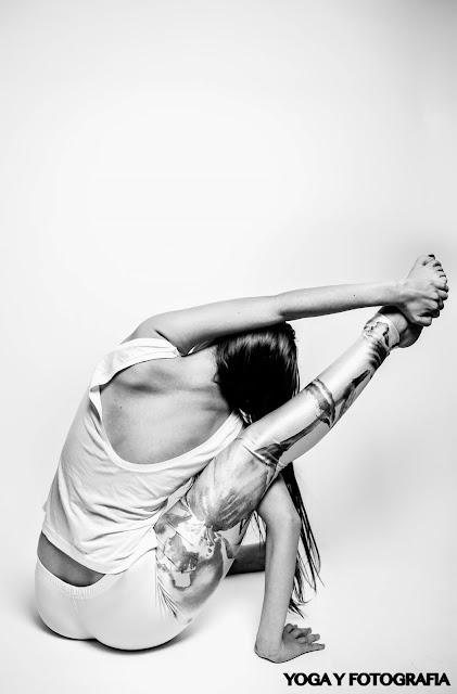 yoga and photo