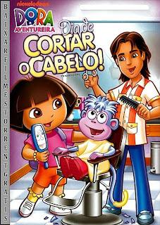 Poster de Dora la Exploradora: Día de Cortarse el Pelo