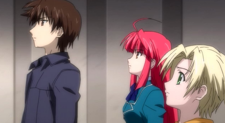Neko Random: Kaze No Stigma (Anime Series) Review