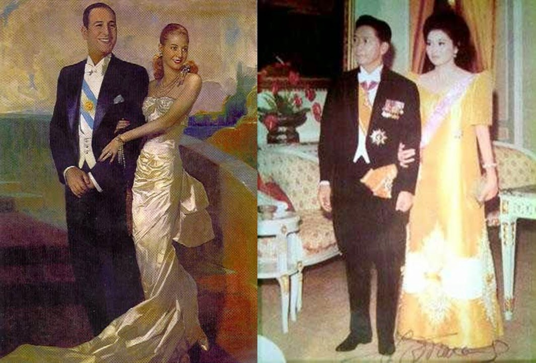 The EQualizer Post: Imelda Marcos And Evita Peron: Twins Separated ...
