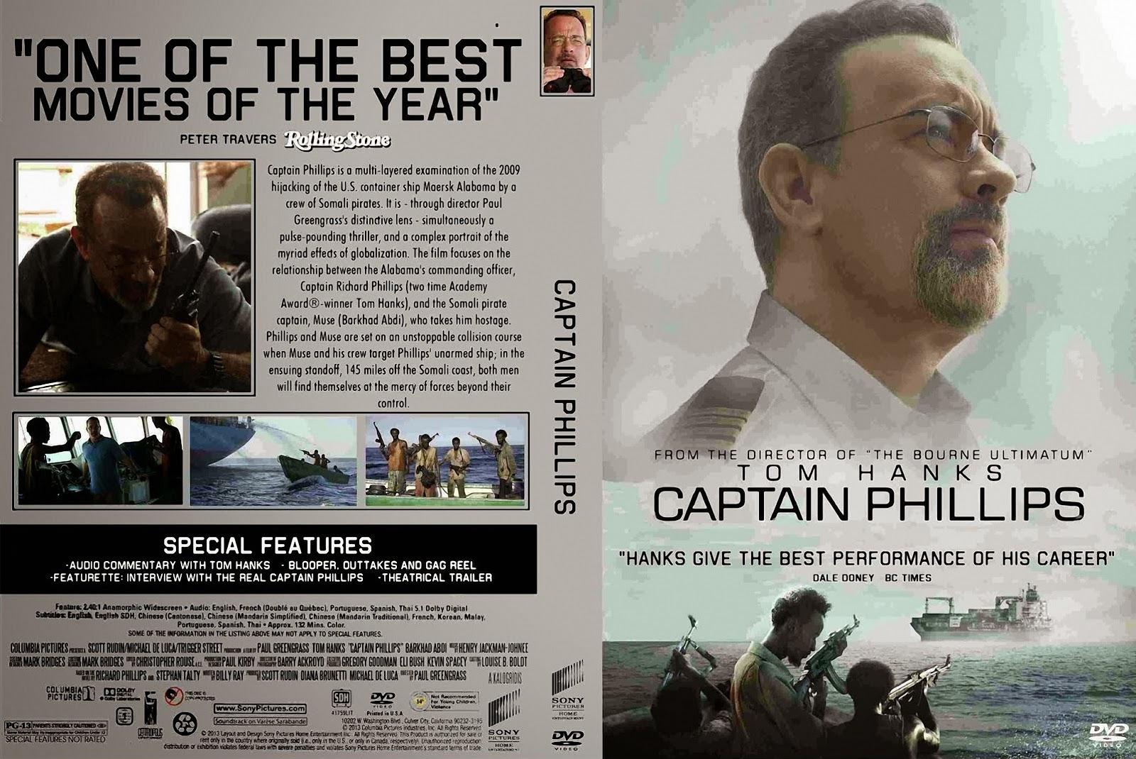 Vagebond's Movie ScreenShots: Captain Phillips (2013)