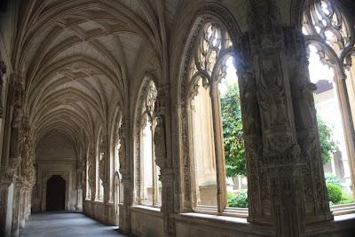 Monastery of San Juan de los Reyes in Toledo