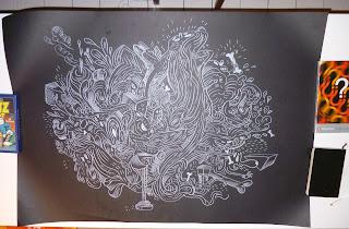 mindless scrawl