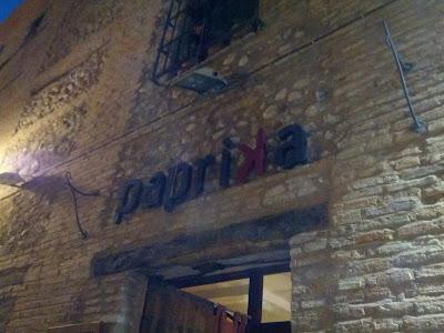 Restaurante Paprika