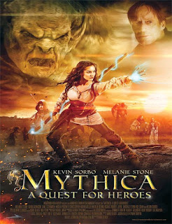 Ver Pelicula Mythica: A Quest for Heroes (2015) Online Gratis