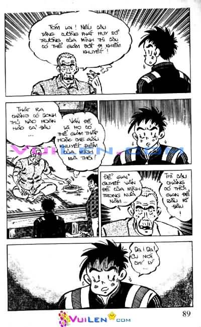 Jindodinho - Đường Dẫn Đến Khung Thành III Tập 61 page 89 Congtruyen24h