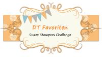 Favorite Dt Sweet Stampers Challenge