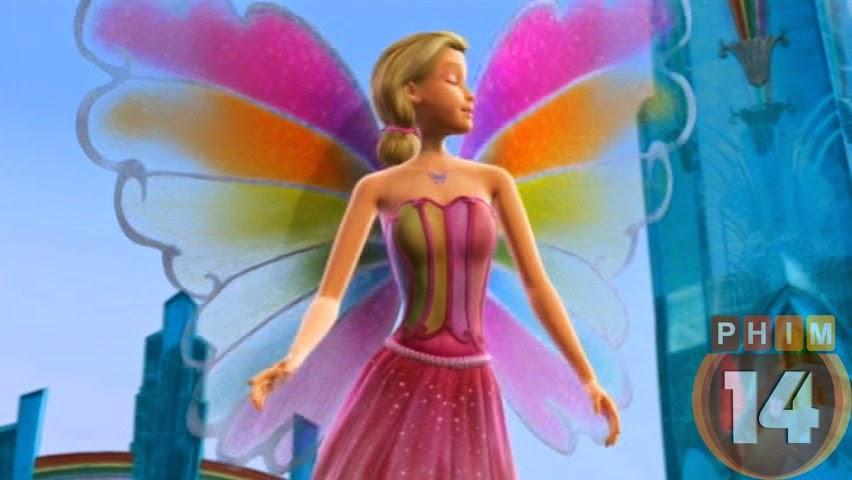 Barbie Và Phép Thuật Cầu Vồng Elina s New Wings barbie fairies 26826136 852 480