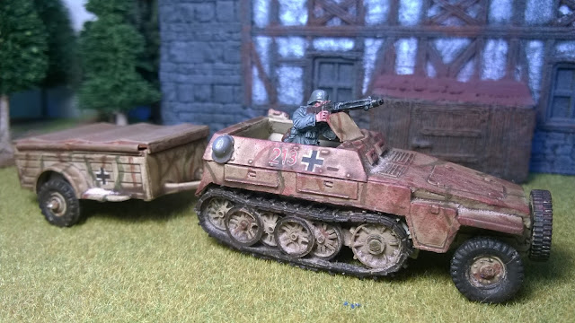 german armoured company bolt action