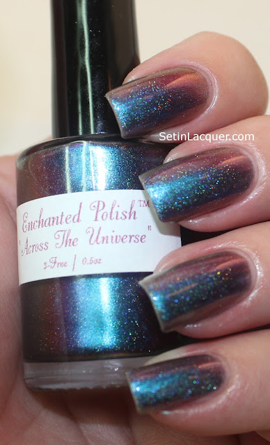 Enchanted Polish Across the Universe