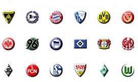 bundesliga logos