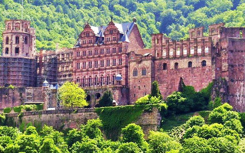 Schlossfestspiele Heidelberg, Heidelberger Schloss