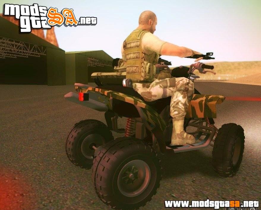 SA - Novo Quadriciclo ATV 50