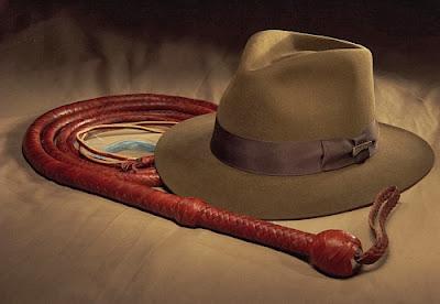 Los 10 sombreros mas famosos del cine y la television - Indiana Jones