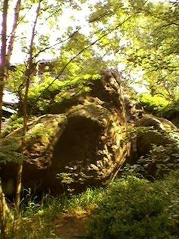 Głazy - Góry Stołowe