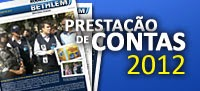 Prestação de Contas 2012