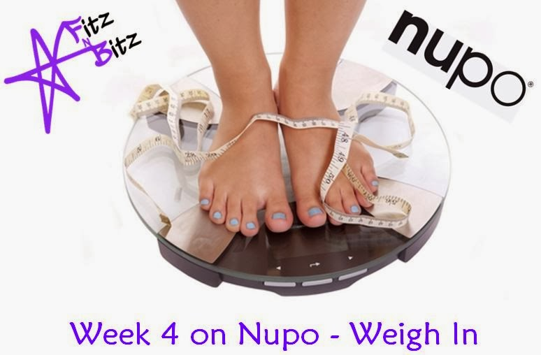 Wednesday Weigh In #5 - Nupo Journey