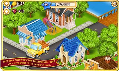Farm Town Apk Free